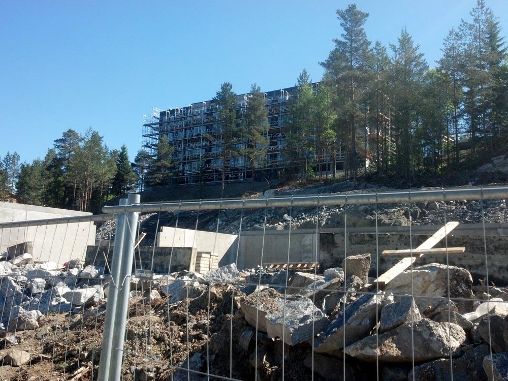 Budowa w Oslo (2)